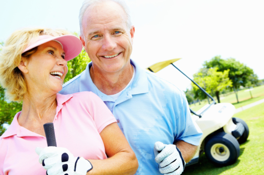 Golf Course Marketing To The Grey Market