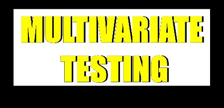 Multivariate Testing Golf Course Marketing