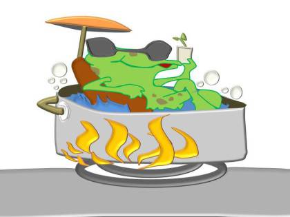"Golf Marketing: Is Your Golf Course ""The Frog In A Pot Just Waiting To Be Boiled""?"
