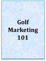 Golf Marketing 101