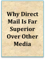 Why Direct Mail Is Far Superior Over Other Media