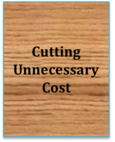 Cutting Unnecessary Cost