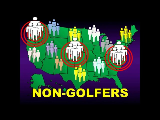 Golf Demographics Vlog